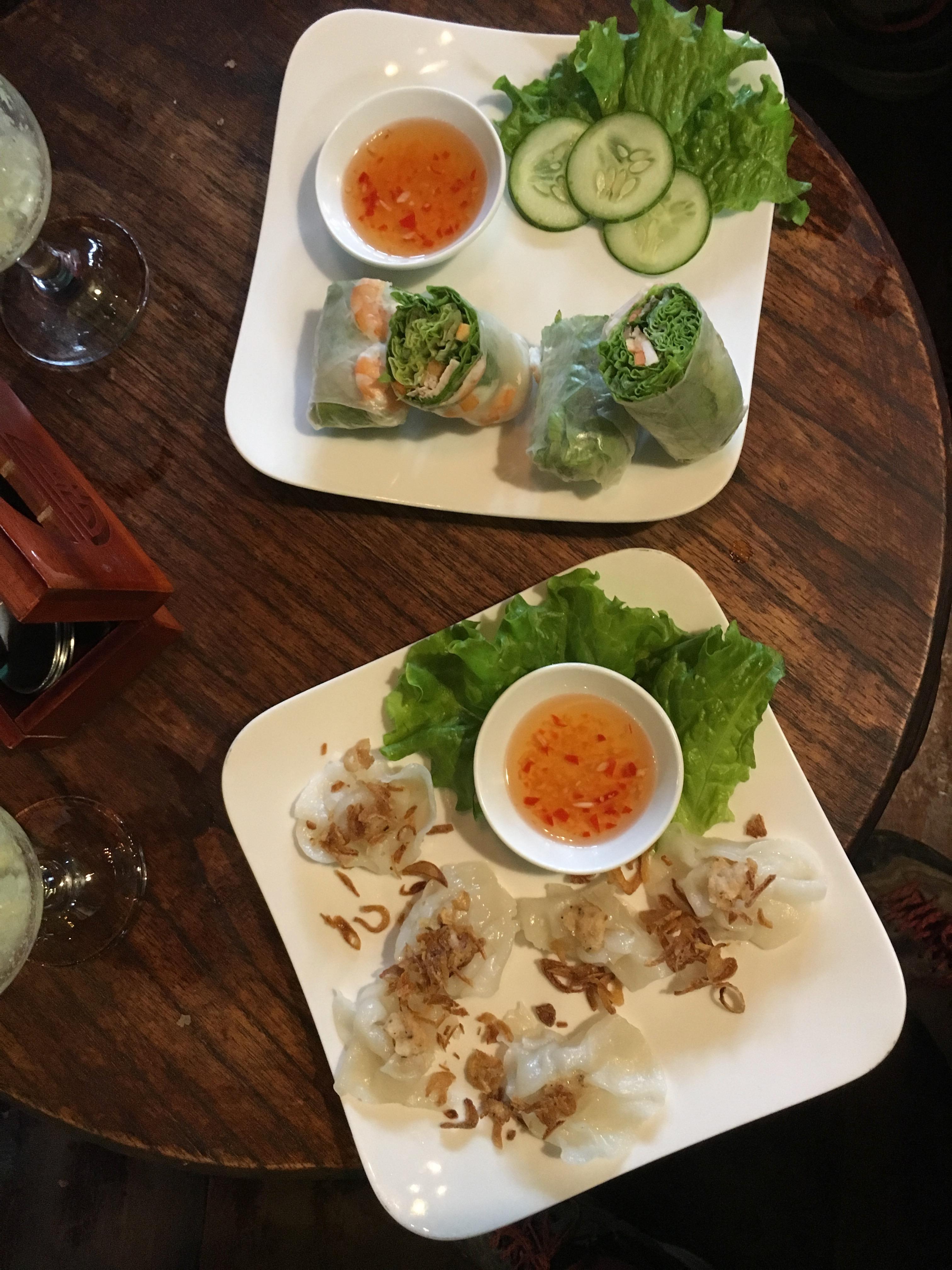 la cuisine vietnamienne partie 1 les colibris toqu s. Black Bedroom Furniture Sets. Home Design Ideas